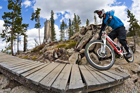 Trestle Bike Park at Winter Park Resort