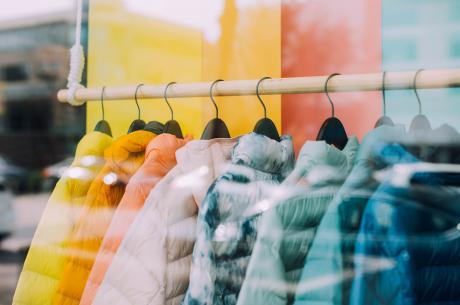 Window Shopping Jackets