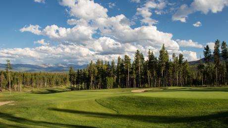 Pole Creek Golf Course in Winter Park, Colorado