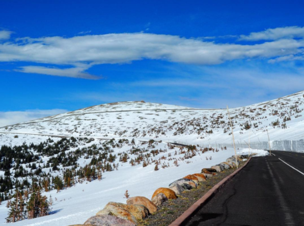 Rocky Mountain National Park: Trail Ridge Road is Open!