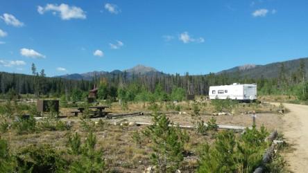 Guide to Camping near Winter Park, Colorado