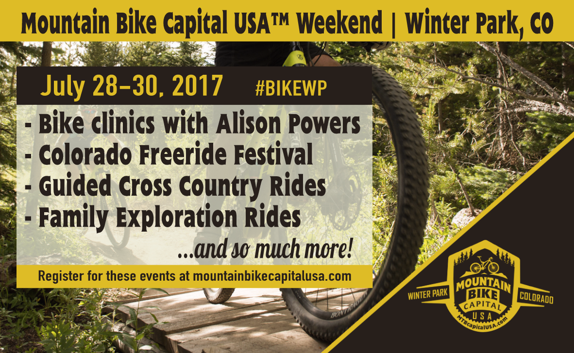 Mountain Bike Capital USA™ Weekend