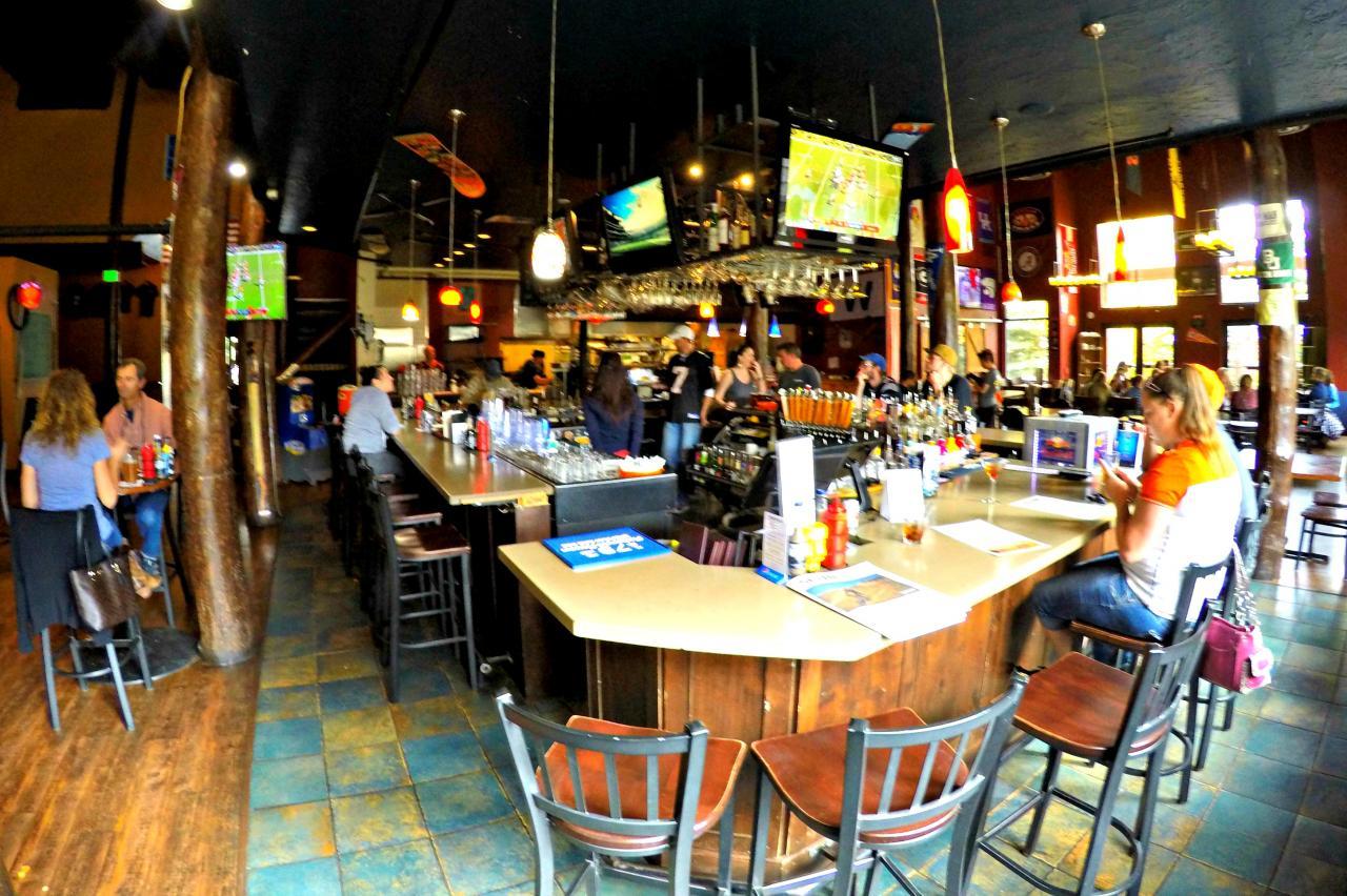 Peak Pub Brewery in Winter Park, Colorado