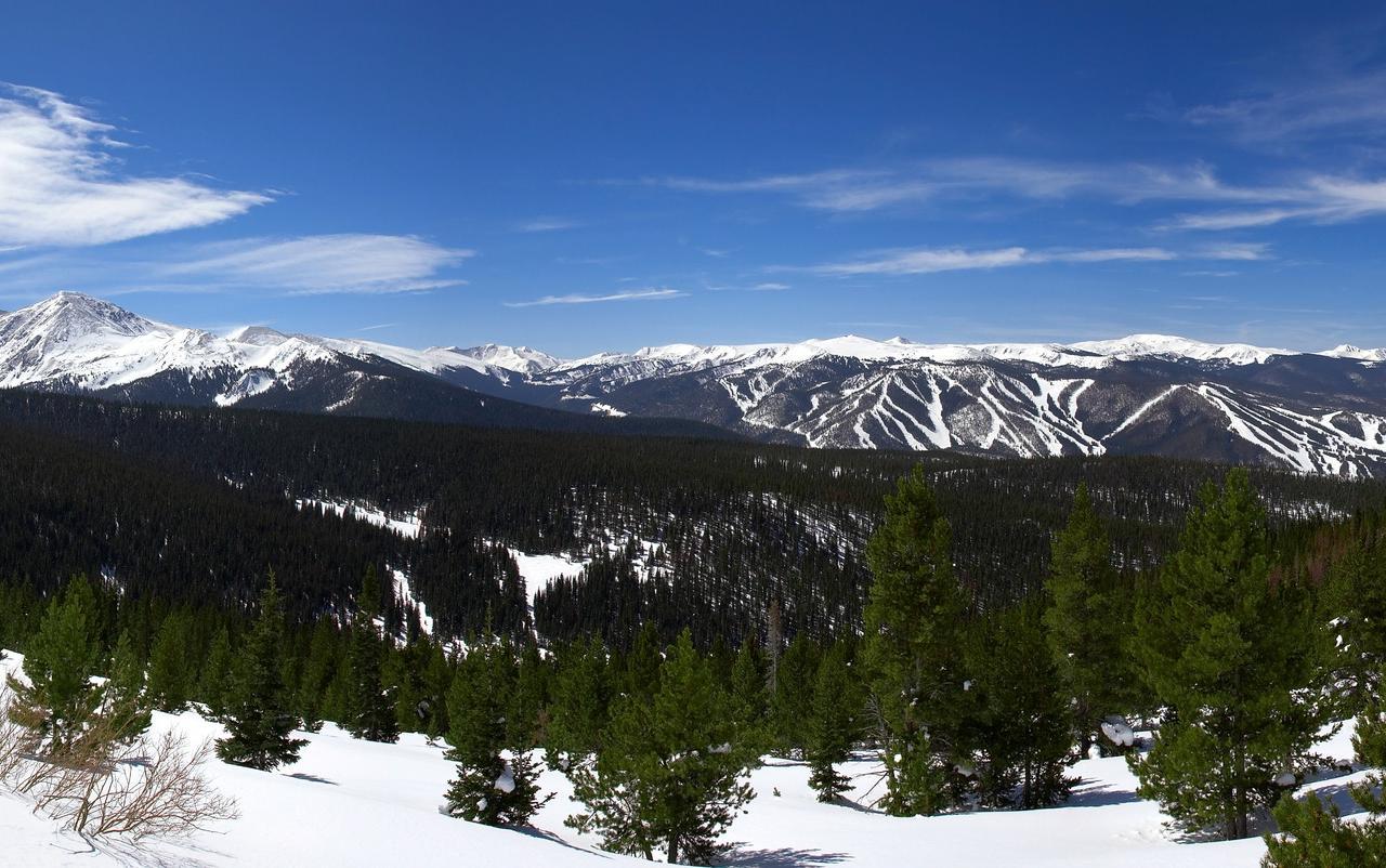 Winter Park, Colorado Panoranic View