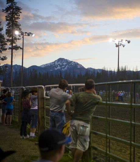 High Country Stampede Rodeo