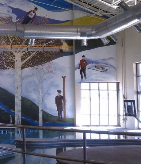 Grand Park Community Recreation Center - Indoor fun in Winter Park, Colorado