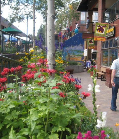 Shop and Dine at Cooper Creek Square in Winter Park, Colorado