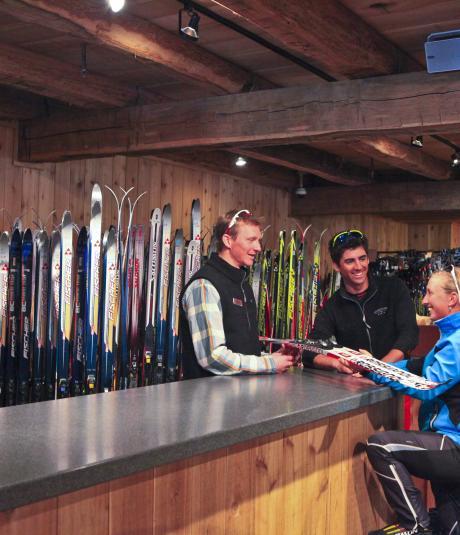 Cross Country Ski Rentals in Winter Park, Colorado