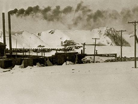 Historic Corona Pass