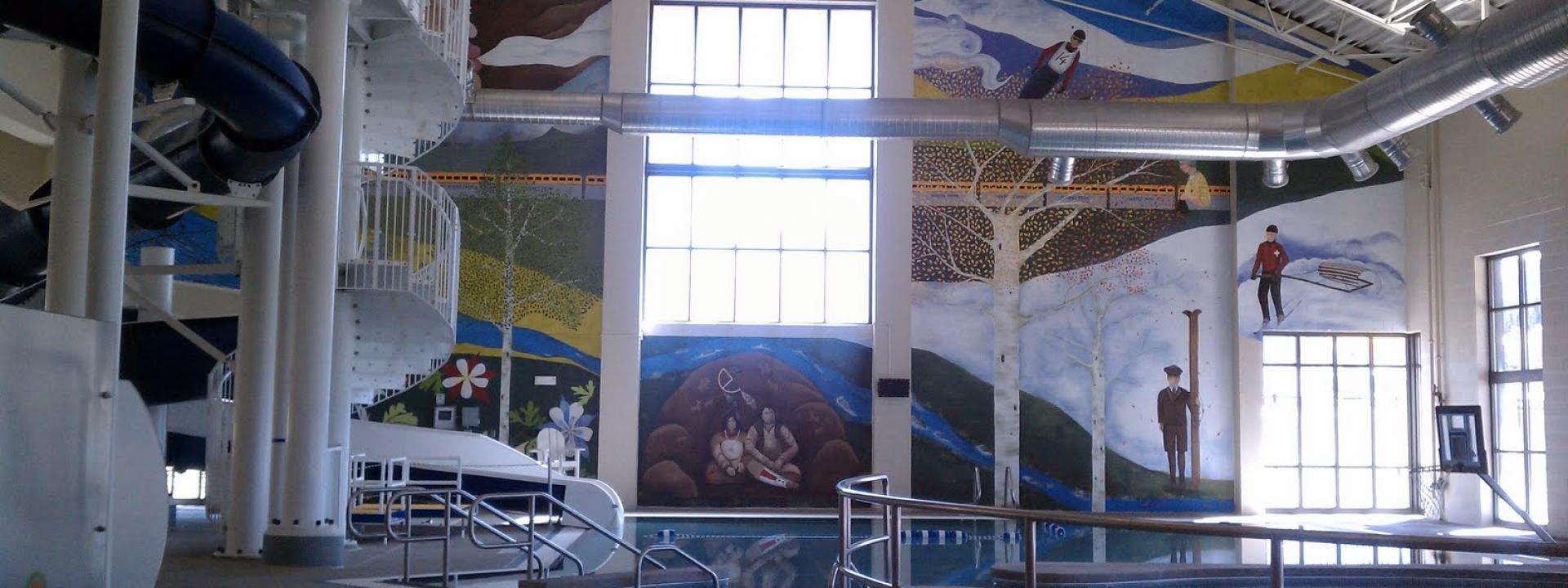 Grand Park Community Recreation Center - Indoor fun in Winter Park, Colorado