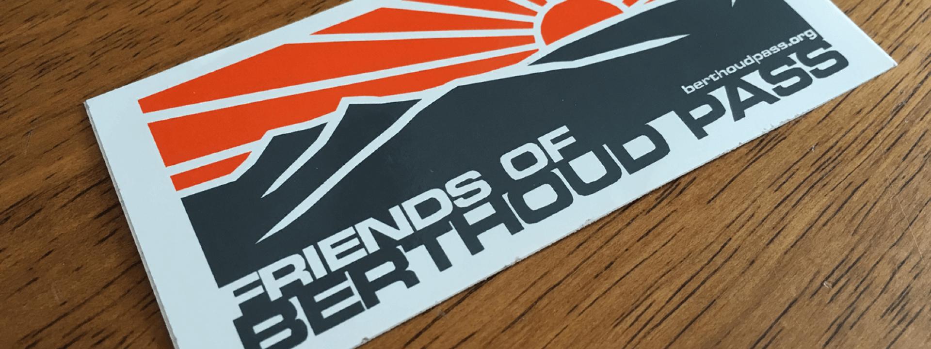 Friends of Berthoud Pass