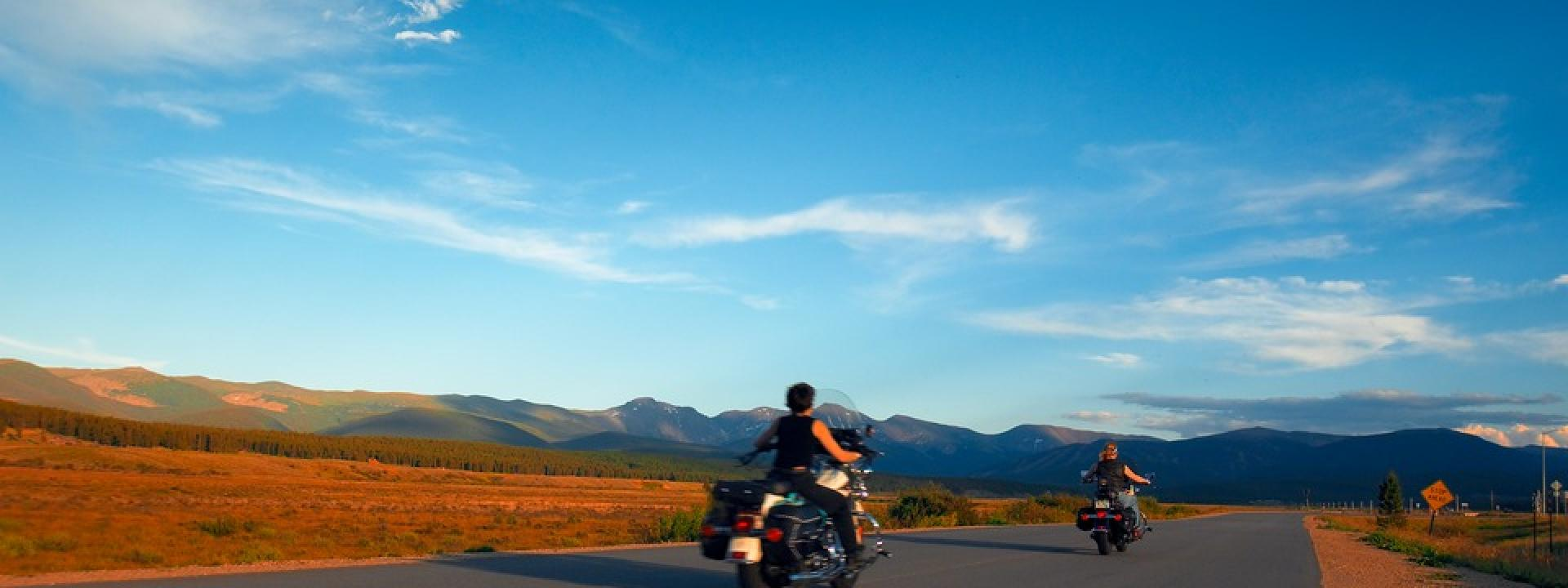 Motorcycle Ride through the Fraser Valley