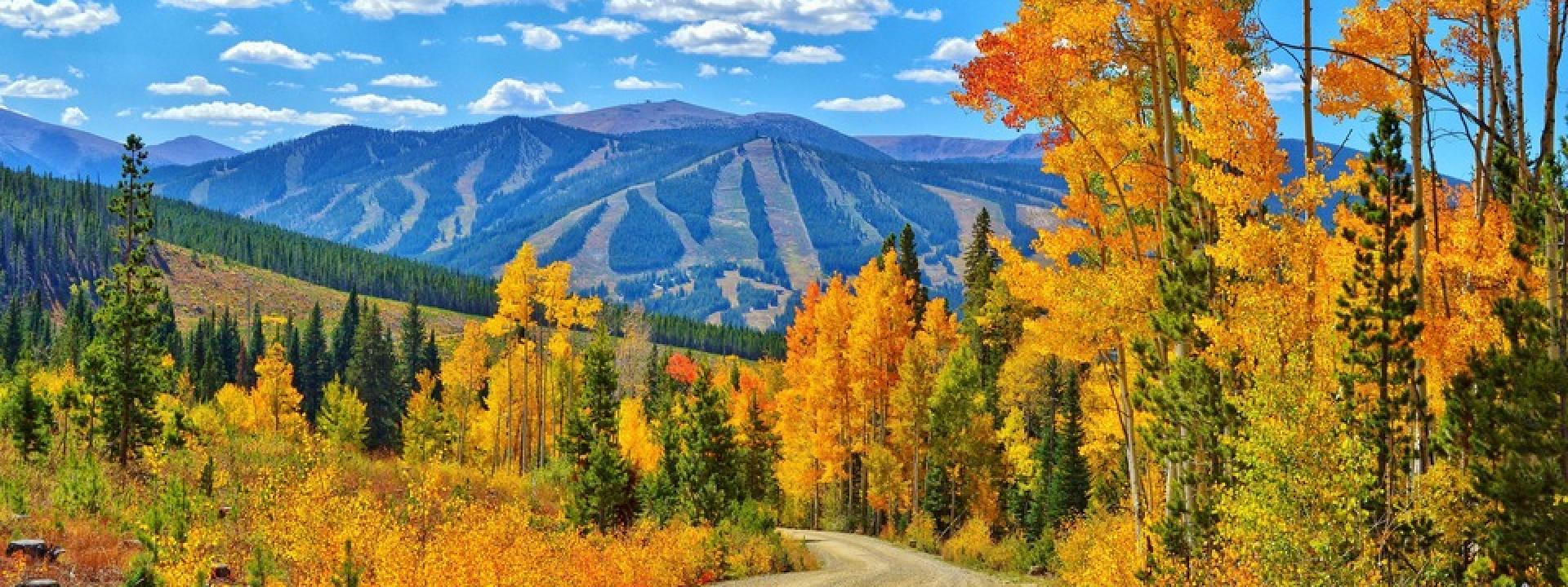 Rollins Pass in Winter Park, Colorado