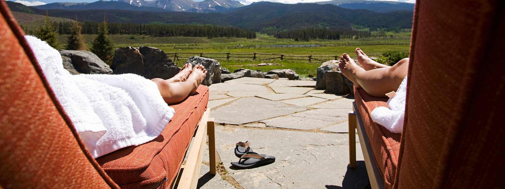 Spa at Devil's Thumb Ranch