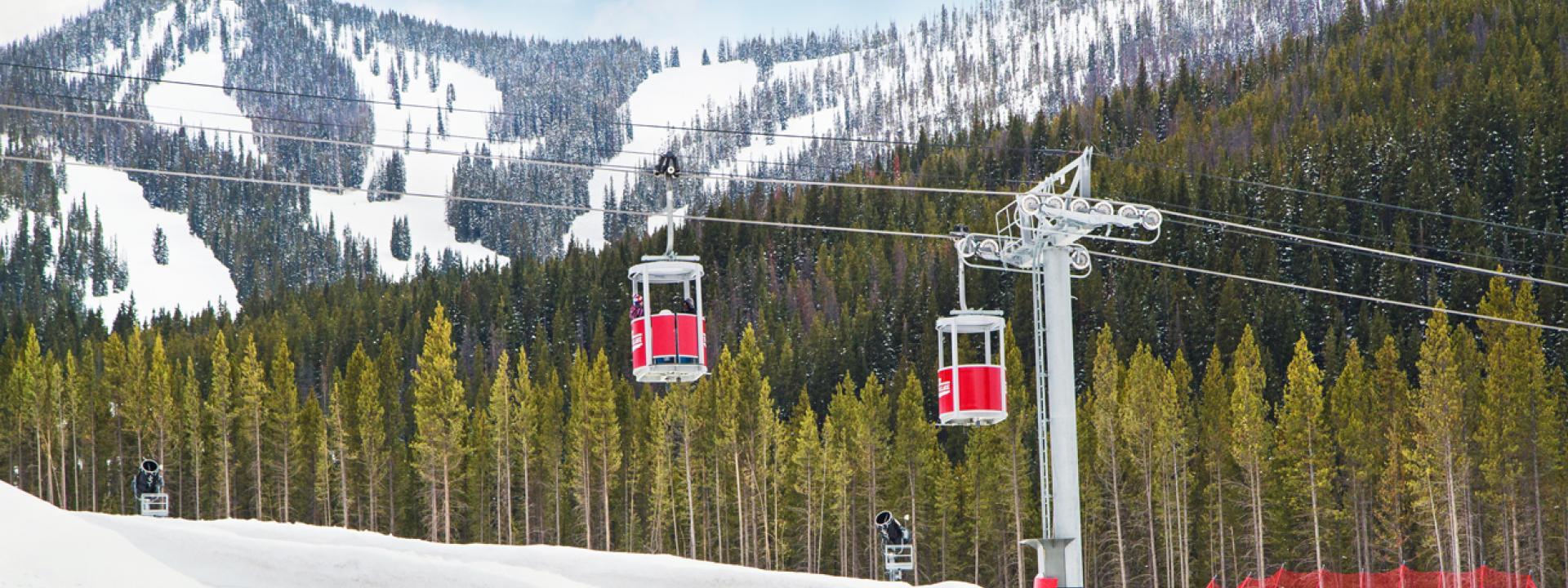 Cola-Coca Tubing Hill at Winter Park Resort