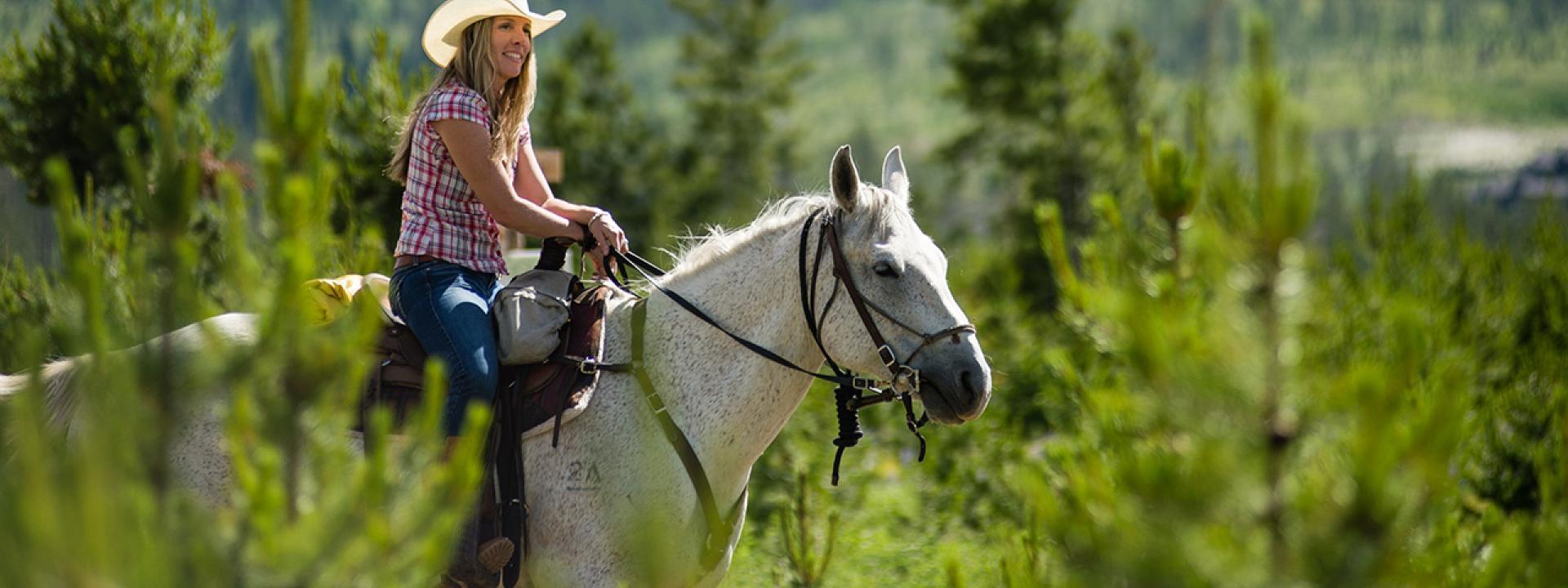 Winter Park Horseback Ride