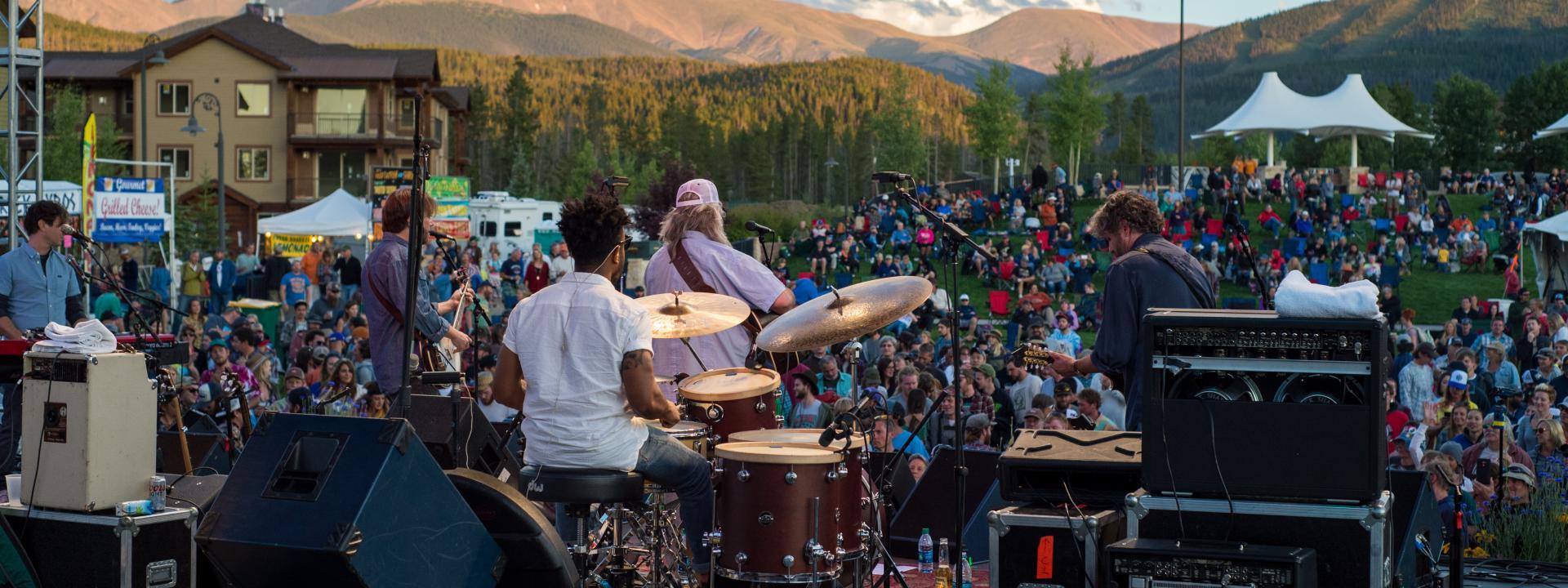 SolShine Music Festival in Winter Park, Colorado