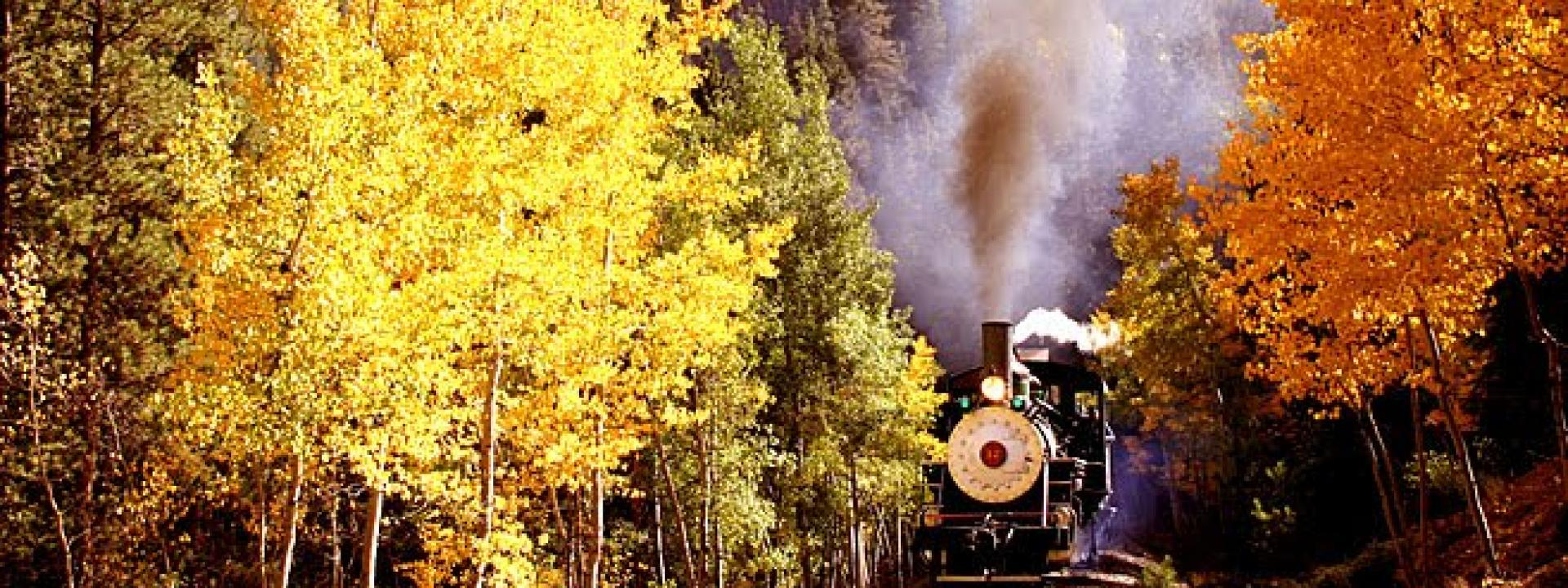Georgetown Loop Train Rides near Winter Park, Colorado