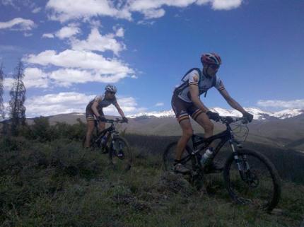 Mountain Biking in WP!!!