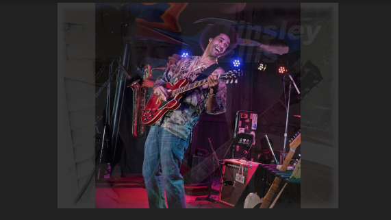 SELWYN BIRCHWOOD, JOHN NEMETH & THE BLUE DREAMERS Blues from the Top After Dark Night Shows