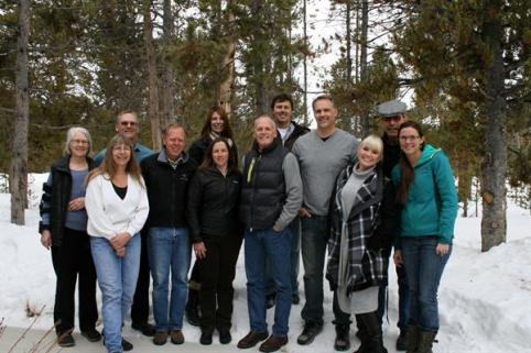 2014 Board of Directors and Staff Photo