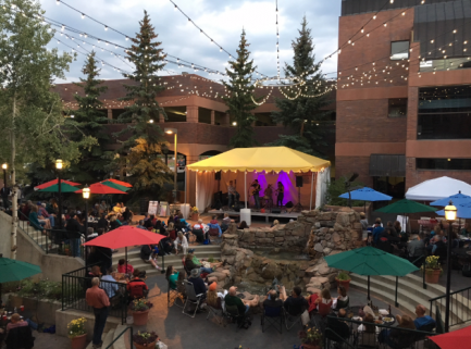 Music on the Square at Cooper Creek Square