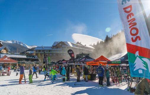 Demo Day at Winter Park
