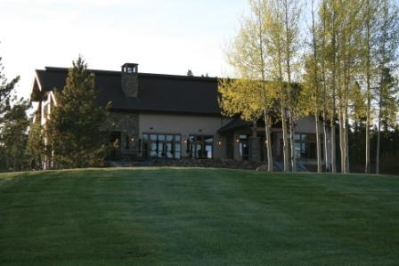 Pole Creek Golf Club Club House, Home of Bistro 28