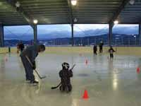 Hockey Lessons at the ''IceBox'' Ice Rink