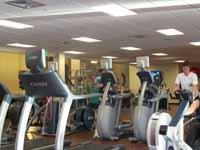 Fitness at Grand Park COmmunity Recreation Center