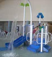 Play Structure at Grand Park COmmunity Recreation Center