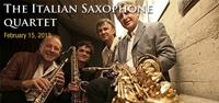 The Italian Saxophone Quartet: February 15, 2013