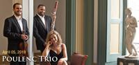 Poulenc Trio: April 5, 2013