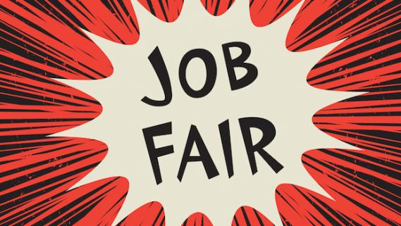 Nov 6 Job Fair