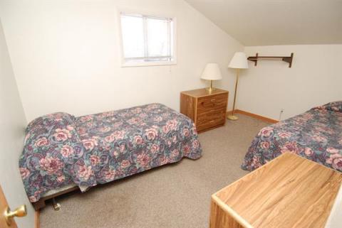 2 Bedroom unit - 2 Twin beds