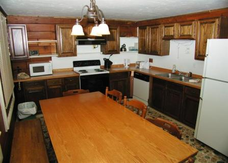 4 Bedroom unit - full kitchen