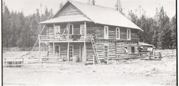 Stagecoach Hotel circa 1900