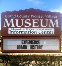 Learn about our area at the Pioneer Village Museum