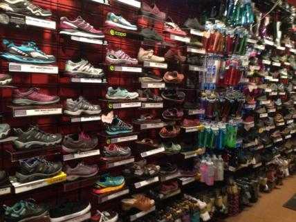 Local Experience Shoe Store