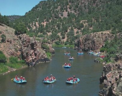 See the Gorgeous Colorado River with MAD Adventures