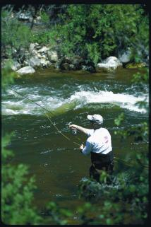 MAD Adventrues offers guided Fly-Fishing too!