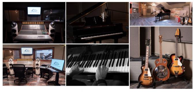 Eagle Wind Sound Recording Studio