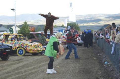 Demolition Derby - Theme Car Contest