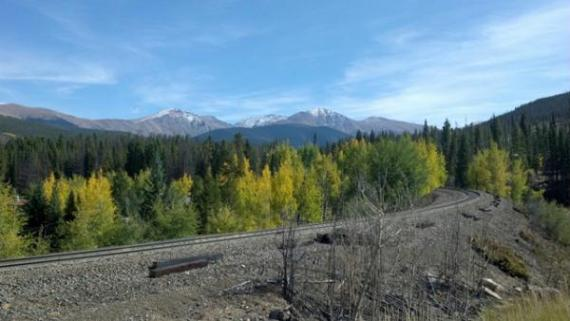 Continental Divide / Fall 2011