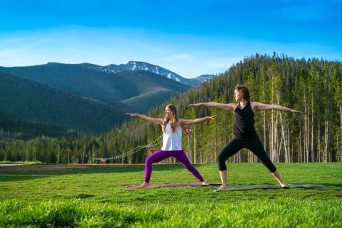 Mountainside Yoga