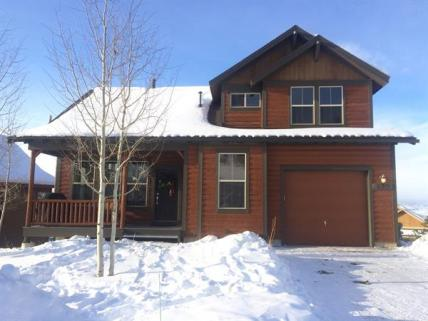 Tall Timbers is our 5 bedroom home with ski-in ski-out access to Granby Ranch