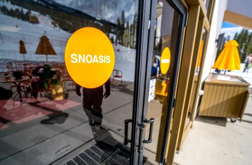 Snoasis at Winter Park Resort