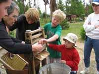 Learn about the history of Colorado at our interpretive Historic Ranches.