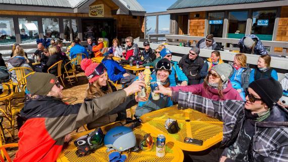 Sundance Chili Hut at Winter Park Resort