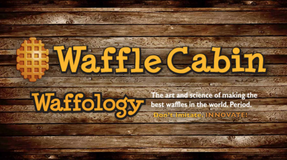 waffle cabin at the base of winter park resort